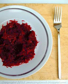 Zdjęcie - Buraczki duszone na maśle - Przepisy kulinarne ze zdjęciami