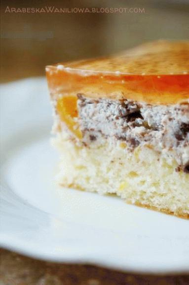 Zdjęcie - Ciasto z Prince Polo - Przepisy kulinarne ze zdjęciami
