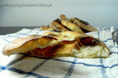 Zdjęcie - Chlebek Naan  - Przepisy kulinarne ze zdjęciami