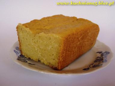 Zdjęcie - Chlebek pszenno - kukurydziany  - Przepisy kulinarne ze zdjęciami