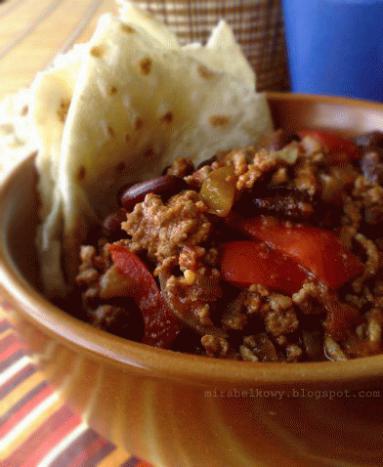Zdjęcie - Chili con carne - Przepisy kulinarne ze zdjęciami