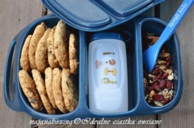 Zdjęcie - Idealne ciastka owsiane   - Przepisy kulinarne ze zdjęciami