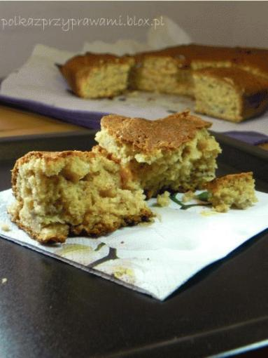 Zdjęcie - Blondies z karmelem i bananami  - Przepisy kulinarne ze zdjęciami