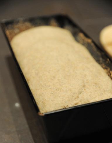 Zdjęcie - Korzenny chleb razowy - Przepisy kulinarne ze zdjęciami