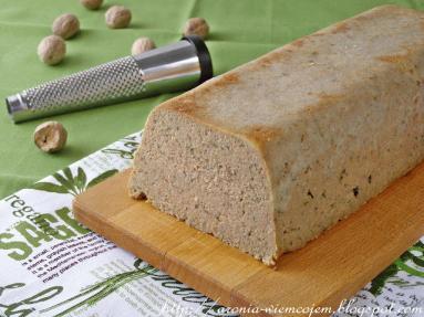 Zdjęcie - Pasztet z oliwą i natką pietruszki - Przepisy kulinarne ze zdjęciami