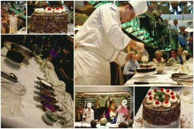 Zdjęcie - Black forest cake - Przepisy kulinarne ze zdjęciami
