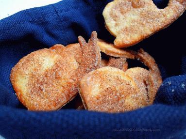 Zdjęcie - Ślimaczki w język szczypiące - Przepisy kulinarne ze zdjęciami