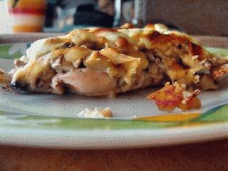 Przepis Piers Z Kurczaka A La Pizza Proste I Smaczne Przepisy