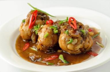 Kurczak Papy Wana Czyli Kuchnia Chińska Według Goka