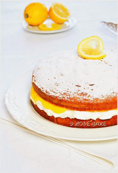 Przepis Na Victoria Sponge Cake