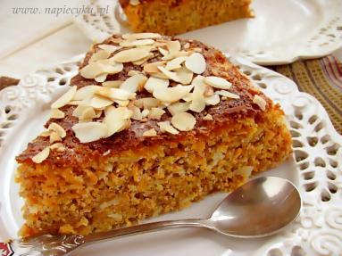 Ciasto Dietetyczne Z Marchewka