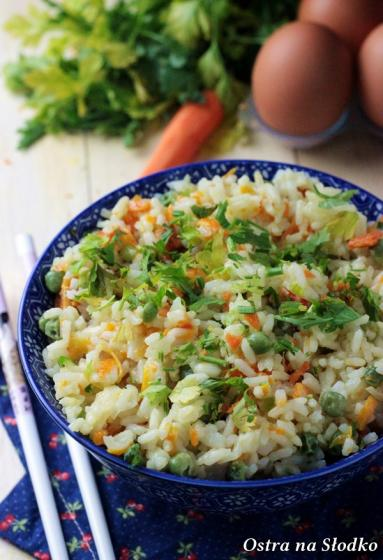 Przepis Pilaw Z Groszkiem I Marchewka Lekki Dietetyczny Obiad