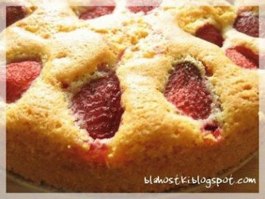 Przepis Ciasto Ucierane Z Owocami Proste I Smaczne Przepisy