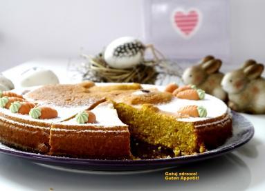 Przepis Marchewkowe Ciasto Wielkanocne Bezglutenowe Proste Przepisy
