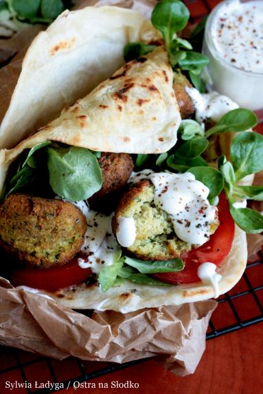 Falafel Kuchnia Arabska