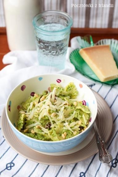 Kuchnia Dla Zabieganych Farfalle Z Brokułami I Anchois