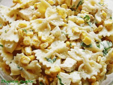 Przepis Salatka Makaronowa Z Curry Proste I Smaczne Przepisy