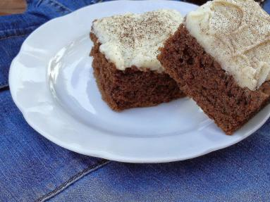 Cappucino  brownies